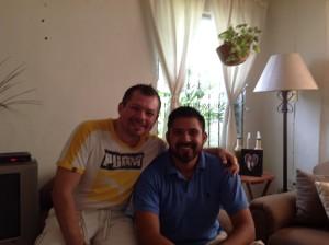 Sergio y Jaime