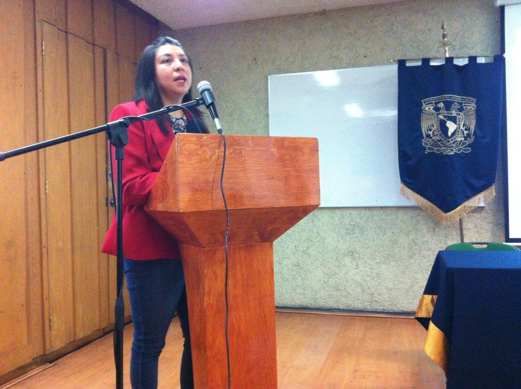 """355. """"Reproducción de hombres o producción de padres corresponsables"""" maestra en Políticas Públicas y Género, Rosalinda Cazañas Palacios"""