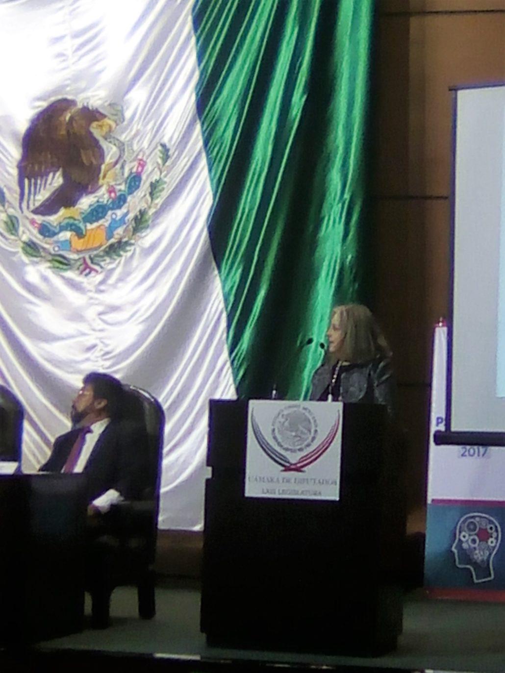 378. Salud Mental. Dra. María Elena Medina Mora (Primera parte)