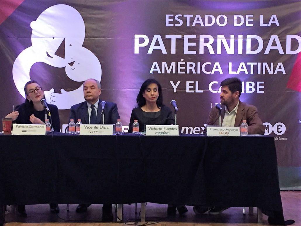 389. Informe Estado de la Paternidad 2017 (Primera parte).