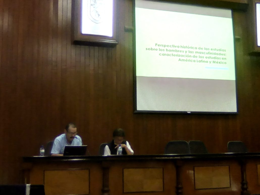 Historia de los Estudios de Género de los Hombres. IX Congreso AMEGH.