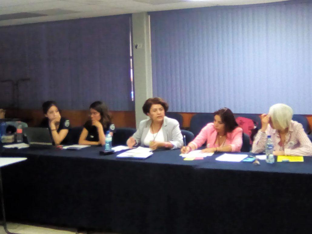 421. La Formación Policial en el Estado de Guanajuato. Mtra. Lourdes Hernández Castañeda.