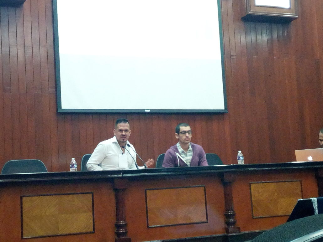 """423. Generar procesos de """"Resistencia"""" o """"Re-existencia"""", Dr. en Estudios latinoamericanos Manuel Roberto Escobar (IX Congreso de la AMEGH)"""