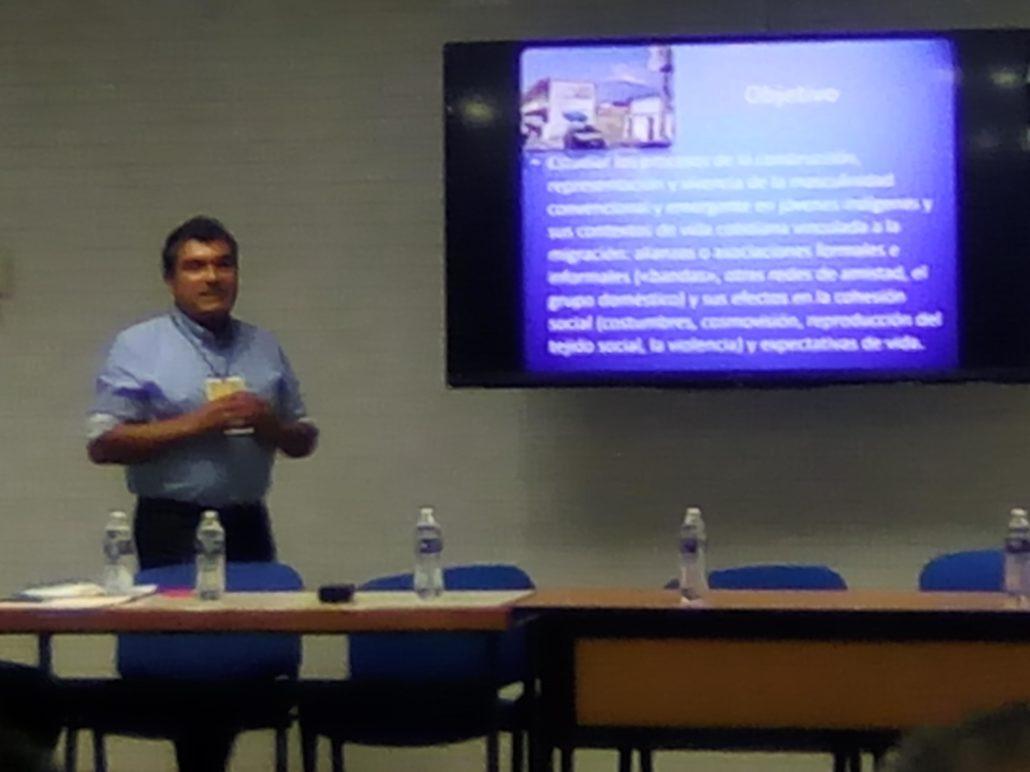 Procesos de Masculinización de Jóvenes Nahuas en la Sierra Nevada en Puebla.